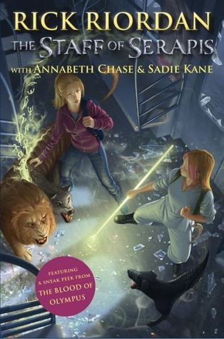 Read The Staff Of Serapis Percy Jackson Kane Chronicles Crossover
